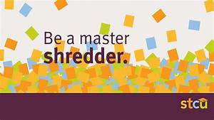 Let 'er rip! Protect yourself by shredding these documents ...