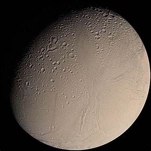 Scientists Hope for Life on Saturn's Moon.