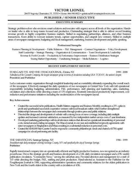 Publications On Resume by Publisher Resume