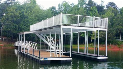Floating Boat Dock Wheels by Custom Dock Systems Builds Quality Boat Docks Boat Lifts
