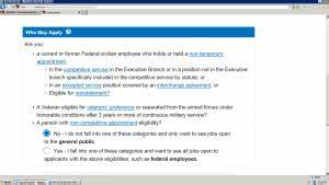 How to write a resume for a federal job federal resume for Federal resume writing tips