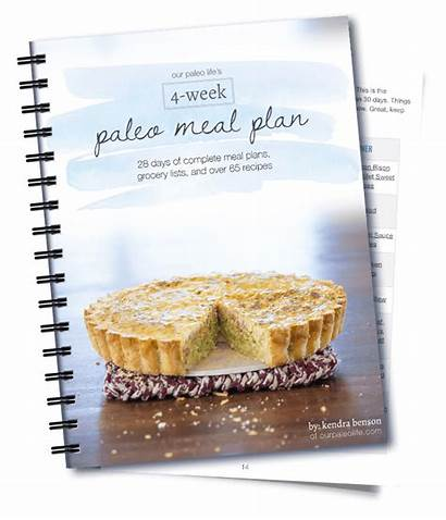 Meal Paleo Plan Grocery Ourpaleolife Recipes