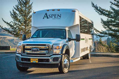 Limo Tours by Limousine Service Portland Oregon Aspen