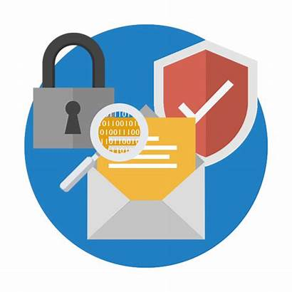 Security Email Solutions Protection Icon Mail Gateway