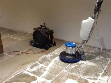 removing grout residue from tile surface cleaning and polishing tips for sandstone floors
