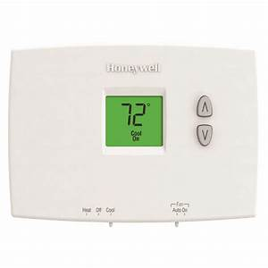 Honeywell Th1110dh1003 Horizontal Pro 1000 Non