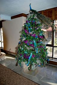 Best Blue Christmas Tree Decorations Ideas And Images On Bing
