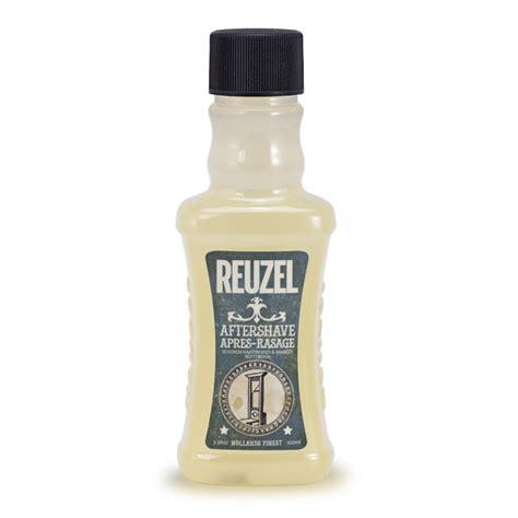 best male aftershave post shave reuzel aftershave