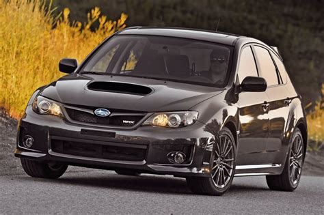 subaru wrx hatch used 2013 subaru impreza wrx hatchback pricing for sale