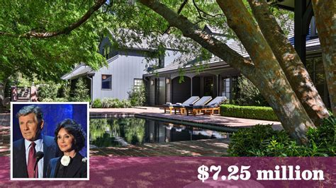 Beverly Hills home of Gary Collins and Mary Ann Mobley is