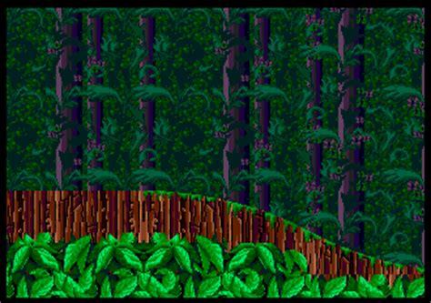 background hq sonic  hedgehog  wood zone