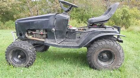 How To Build Off Road Mud Mower (part 2) Youtube