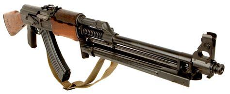 Deactivated Yugoslavian Rpk (ruchnoy Pulemyot Kalashnikova