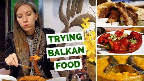 Balkan Food Review  Our First Impressions Trying Bosnian