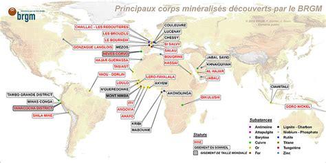 bureau de recherches geologiques et minieres claude all 232 gre