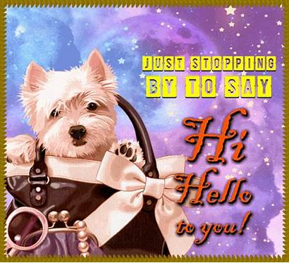 Hello Hi Ecard Greetings