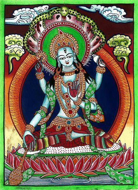 photos and kamal ka phool vishnu on kamal ka phool painting by ashok kumar