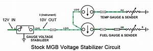 How To  Replace Your Mgb Thermal Voltage Stabilizer