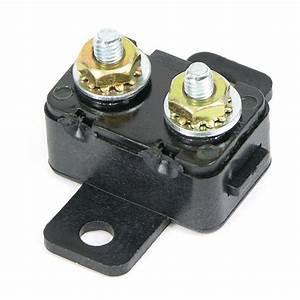 Motor Guide 50 Amp Manual Reset Circuit Breaker