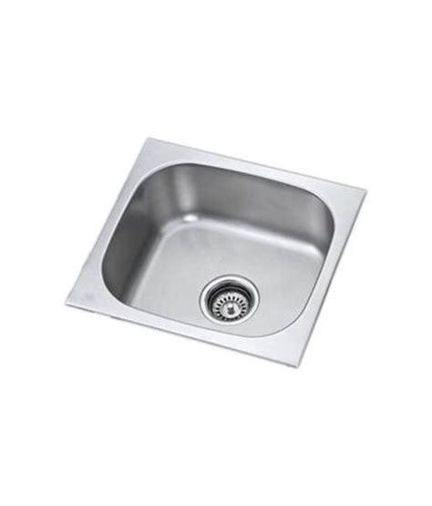 Kitchen Sink Price by Buy Tata Stainless Steel Kitchen Sink 18x16x8 At