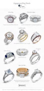 wedding ring styles simon g engagement ring styles for every wedding inspirasi
