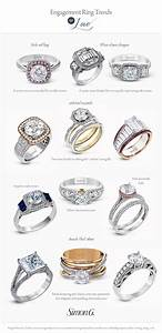 Simon g engagement ring styles for every bride wedding for Wedding ring trends 2017