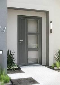 Porte Entree Maison : pose porte entree pvc porte maison portes aluminium ~ Premium-room.com Idées de Décoration