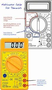 Multimeter Guide For Dummies
