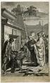 Antique Master Print-NITOCRIS-BABYLON-TOMB-DARIUS-le Sueur ...