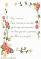 Rayito de Colores: Poesías para el día de la Madre