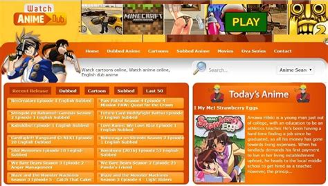 Top 10 Free Cartoon Streaming Sites To Watch Cartoon