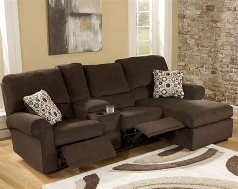 Reclining Sectional Sofas For Small