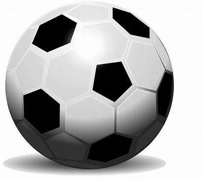 Soccer Ball Transparent Clipart Clip Sports Football