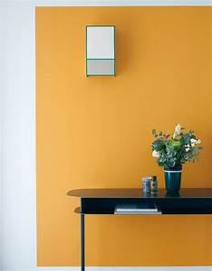 Lessiver Un Mur Avant Peinture : peindre un mur en deux couleurs dynamisez vos espaces ~ Premium-room.com Idées de Décoration