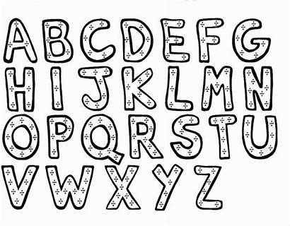 Alphabet Coloring Disney Pages Printable Getcolorings