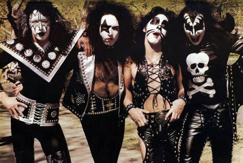 Kiss! Central Park New York City, April 24, 1974