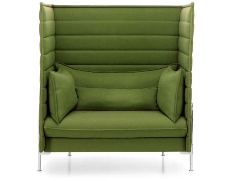 modern home bar design alcove highback sofa hivemodern com