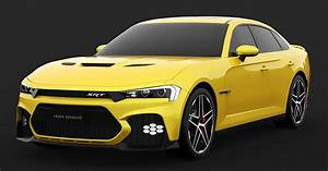 Here's A Take On The Facelifted 2019 Dodge Charger SRT Hellcat