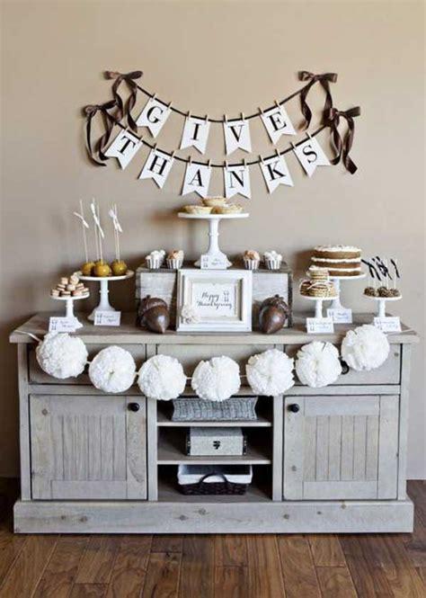 great diy decor ideas    thanksgiving holiday