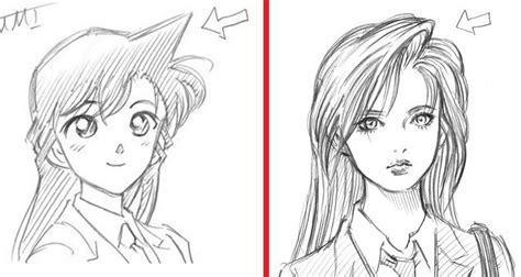 detailed explanation   bizarre anime hair