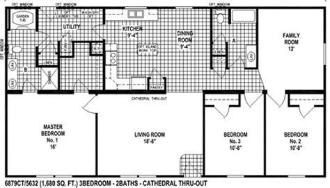 1985 fleetwood mobile home floor plans 1985 mobile home floor plans house plans home designs