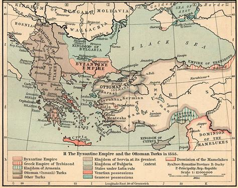 Ottoman Byzantine by Ottoman Advance Towards Byzantine 14th Century Weapons
