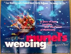 Muriel's Wedding (Teaser) - Original Cinema Movie Poster ...
