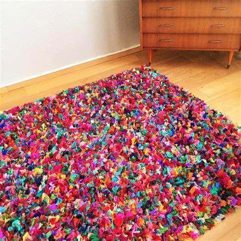 tapis indien multicolor fait main salon pinterest