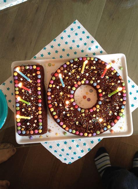 gateau anniversaire  ans birthday cake chocolat