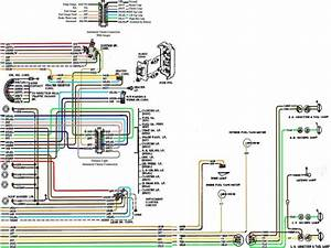 1967 Chevelle Starter Wiring Diagram