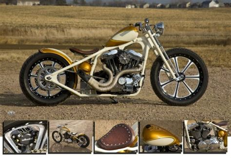 Twisted Choppers Build