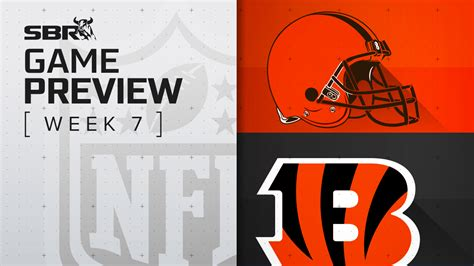 Browns vs. Bengals: NFL Week 7 Picks and Game Predictions ...