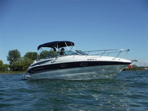 Crownline Boats Michigan by Crownline 250 Cr Boats For Sale In Michigan