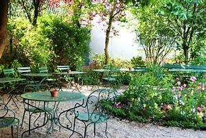 Salon De Jardin Romantique : j 39 ai test les plus belles terrasses caf parisiennes du ~ Dailycaller-alerts.com Idées de Décoration